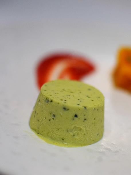 Tamarind: Pistachio kulfi