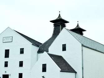 Lagavulin: Pagodas
