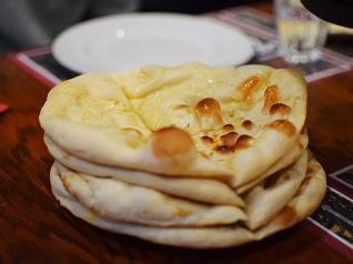 Tayyabs: Butter naan