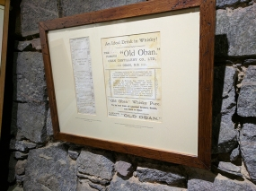 Oban: A plug from 1906