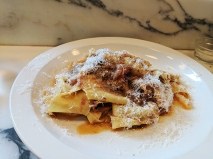 Padella: Pappardelle with 8 hour dexter beef shin ragu