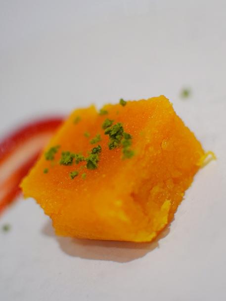 Tamarind: Pineapple halwa