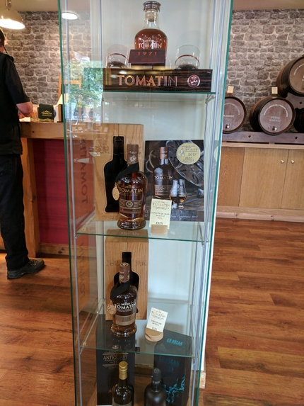 Tomatin: Premium bottles on sale