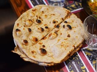 Tayyabs: Tandoori Rotis