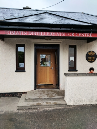 Tomatin: Visitor Centre