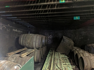 Lagavulin: Warehouse
