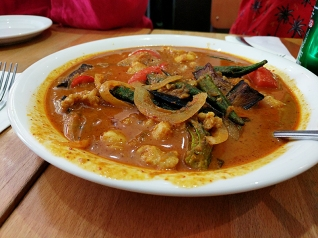 Rasa Sayang: Asam fish curry
