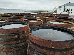 Bowmore: A closer view