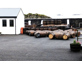 Ardbeg: More casks in the open