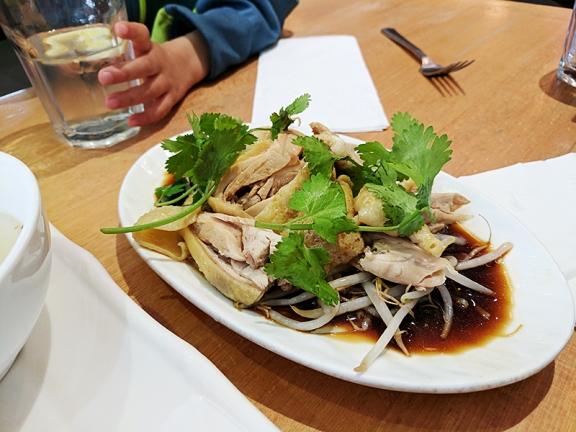 Rasa Sayang: Hainanese chicken