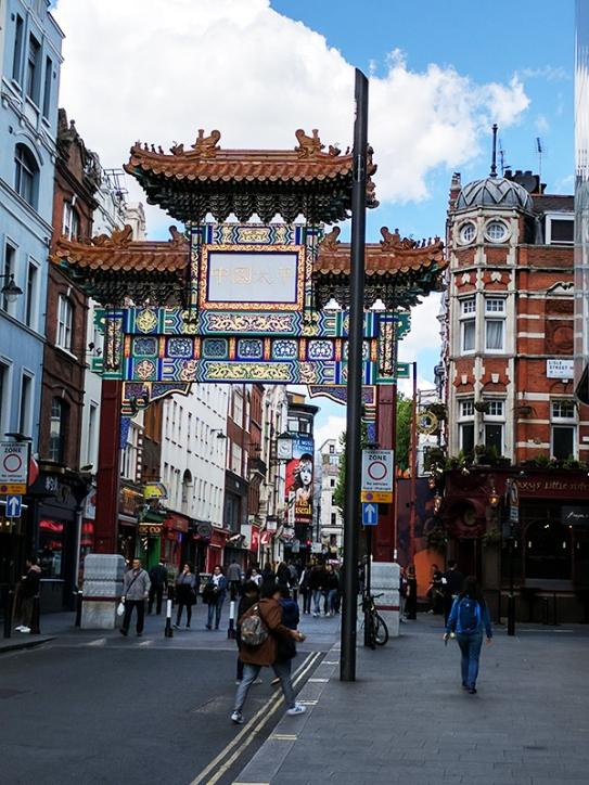 Rasa Sayang: Chinatown gate
