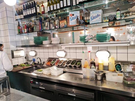 Ceviche: Ceviche bar