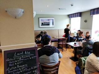 Cuchullin: Second dining room