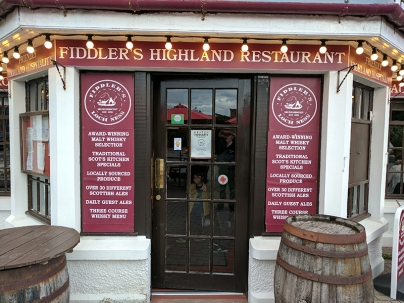 Fiddler's Highland Restaurant and Bar