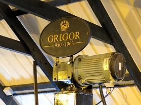 Bowmore: Grigor