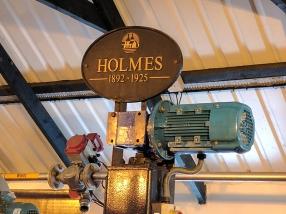 Bowmore: Holmes