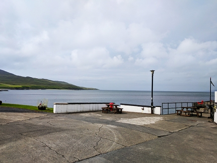 Bunnahabhain: It really is a lovely location