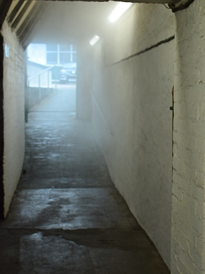Laphroaig, Distillers' Wares: Mmm peat smoke...