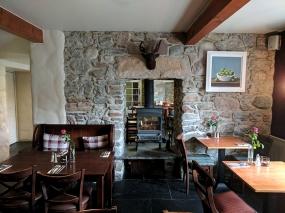 Loch Ness Inn: Dining Room