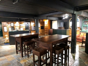 Laphroaig: Not sure what these tables are used for