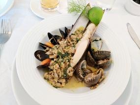 Creelers: Quartet of local seafood