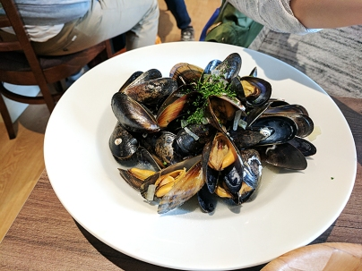 Cuchullin: Skye Mussels