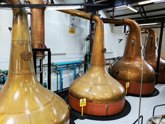 Bowmore: Stills