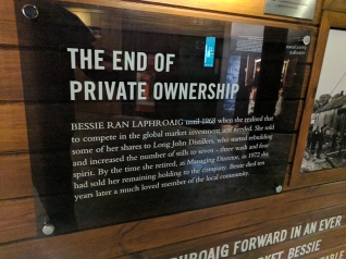 Laphroaig: The end of private ownership
