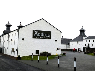 Ardbeg: Unnecessary photograph