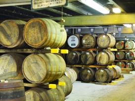 Laphroaig, Distillers' Wares: Casks