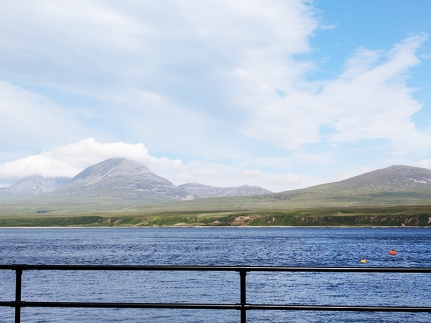 Caol Ila: The view from the stills