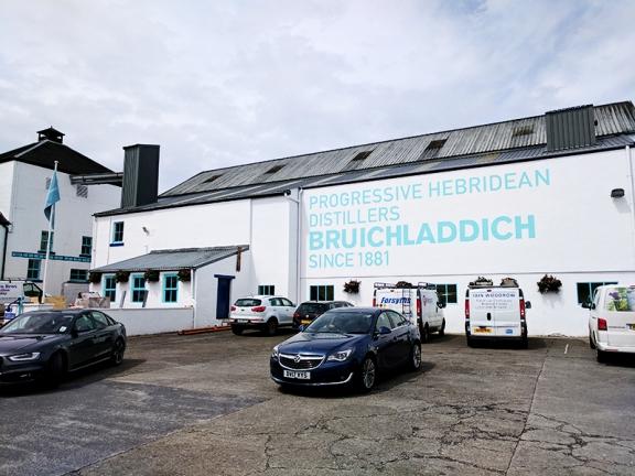 Bruichladdich: Summer 2017