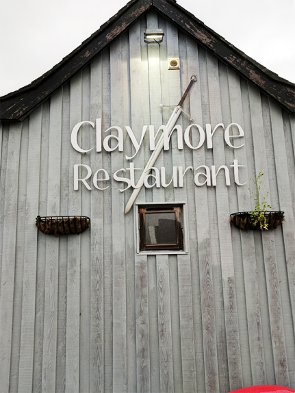 The Claymore: Branding
