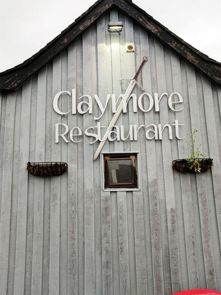 The Claymore: Branding