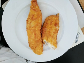 The Laughing Halibut: Cod