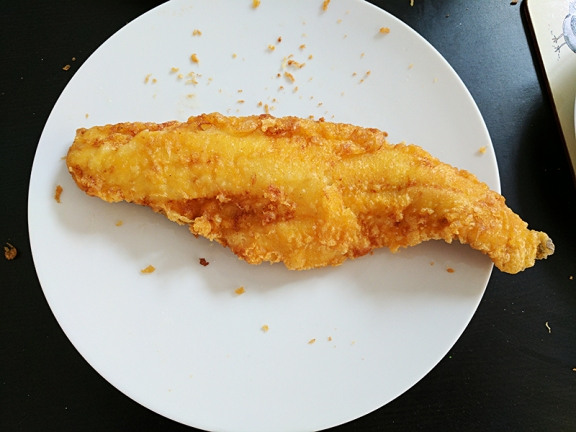 The Laughing Halibut: Haddock