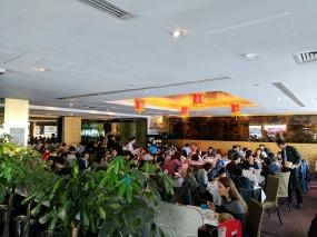 Royal China, Canary Wharf: Interior