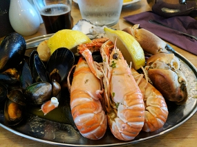 The Claymore: Langoustines