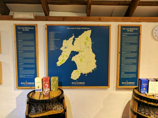 Kilchoman: The lost distilleries of Islay