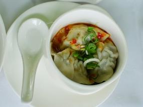 A nod to Sichuan.