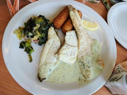 Ee-Usk: Seafood trio