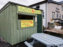 The Claymore: Shellfish shack