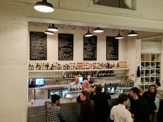 St. John: Bar