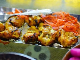 Desi Vibes: Chicken Tikka