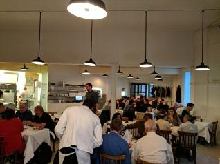 St. John: Dining room