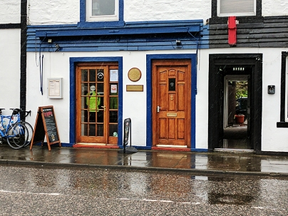 Tarbert: The Anchorage Bistro