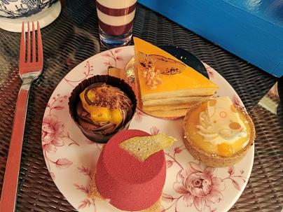 St. Ermin's Hotel: Gluten free sweets