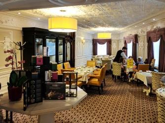 St. Ermin's Hotel: Interior dining room