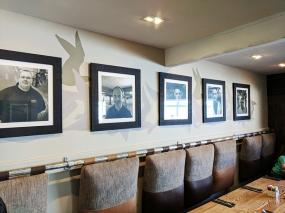 The Lochside Hotel: Prominent Ileachs