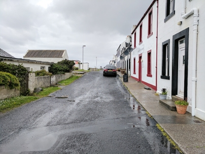 The mean street of Portnahaven